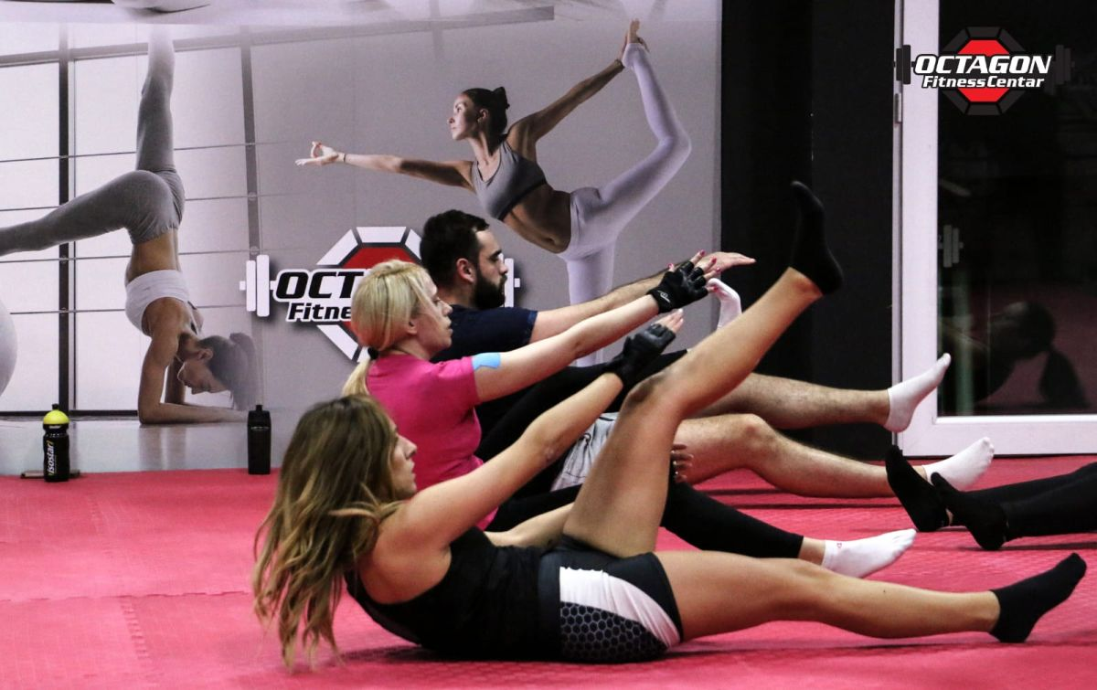 Boot Camp Octagon Fitness Centar Pancevo